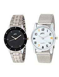 ATC Analog Round Casual Wear Watches For Men Combo-SL-84_SL-92