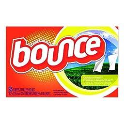 PGC36000 - Bounce Fabric Softener Sheets