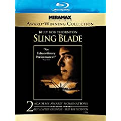 an analysis of sling blade a film by billy bob thornton Movie info sling blade marked the directorial debut of country singer turned  actor billy bob thornton, who also authored the script (expanding george.