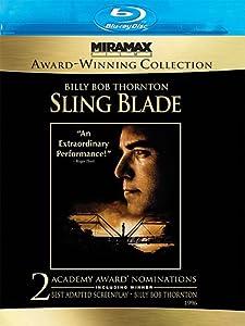 Sling Blade [Blu-ray] [1996] [US Import]