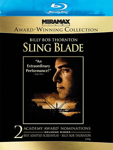 Sling Blade [Blu-ray] starring Billy Bob Thornton, Mr. Media interview