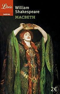 Macbeth par Shakespeare