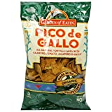Garden of Eatin Tortilla Chips, Pico De Gallo, 8.1 Ounce