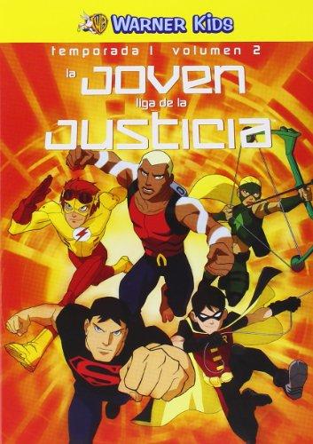 La Joven Liga de la Justicia T1 V2 [DVD]