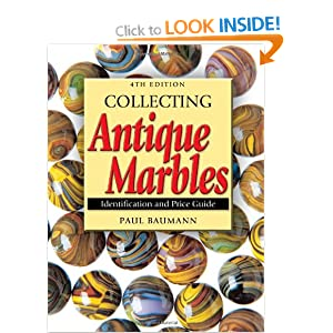 Collecting Antique Marbles Identification And Price Guide