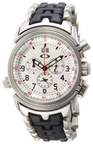 bc6f9e427d9 Oakley 12 Gauge Watch Stainless Steel Bracelet Edition « Heritage Malta