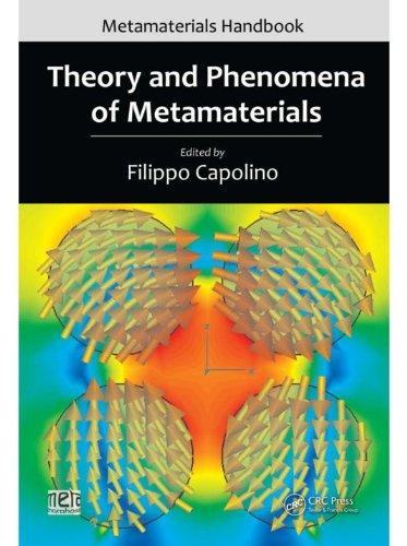 Theory And Phenomena Of Metamaterials (Metamaterials Handbook) front-591411