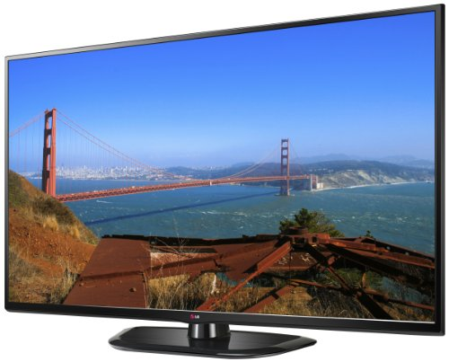 LG 50PN4500 50-Inch 720p 600Hz Plasma HDTV (Black)