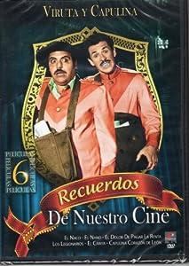 Viruta Y Capulina Recuerdos De Nuestro Cine 6 Peliculas (El Naco, El
