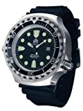 XXL 52mm - 1000m -Military diver watch from Germany Tauchmeister with sapphire glass and helium velve T0265
