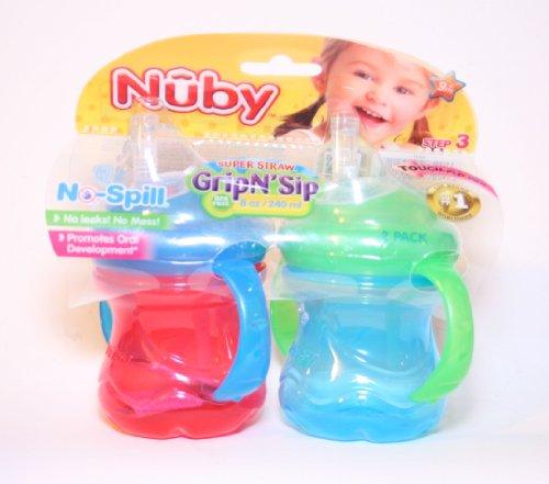 Nuby Straw Cups