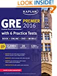 GRE Premier 2016 with 6 Practice Test...