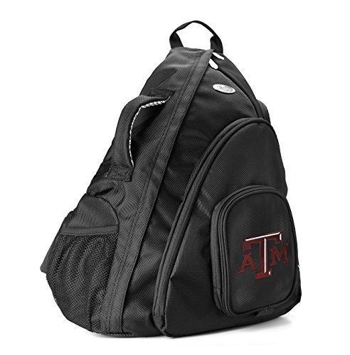 ncaa-texas-am-aggies-travel-sling-backpack-19-inch-black-by-denco