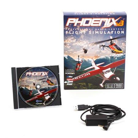 Phoenix RC Flight Simulator Version 3