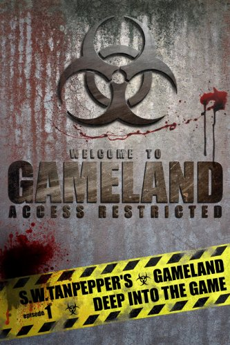Book: Deep Into the Game - S.W. Tanpepper's GAMELAND by Saul Tanpepper
