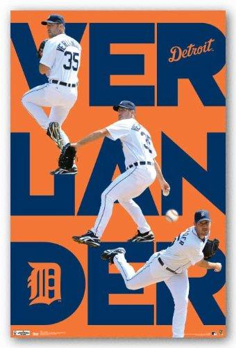 Justin Verlander - Detroit Tigers MLB Baseball 22