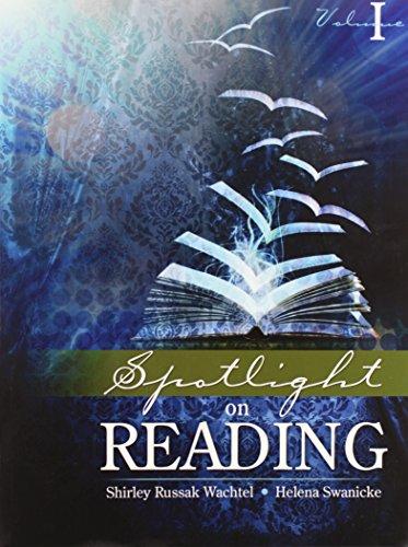 Spotlight on Reading Volume I