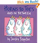 Horns To Toes (Boynton Board Books (S...