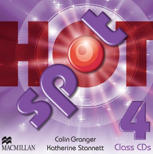 Hot Spot 4: Class CD
