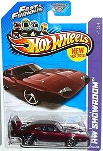 2013 Hot Wheels Fast & Furious Hw Showroom - '69 Dodge Charger Daytona