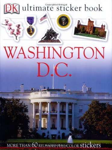 Washington D.C. [With Stickers] (Ultimate Sticker Book)