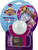Disney 14529 Night Light, Projectable Single Image Plug in Sophia the First
