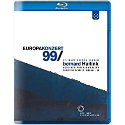 Europakonzert 1999 from Krakow [Blu-ray]