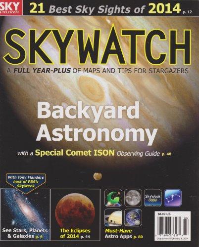 Sky & Telescope Skywatch Magazine 2014