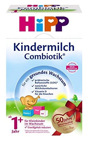 Hipp baby milk Bio Combiotik, 4-pack (4 x 600g)