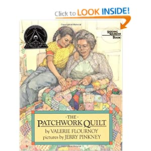 Amazon.com: The Patchwork Quilt (9780803700970): Valerie Flournoy