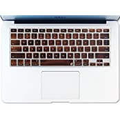 "Masino® Silicone Keyboard Cover Ultra Thin Keyboard Skin For MacBook Air 13"" MacBook Pro With Retina Display..."