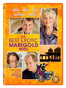 The Best Exotic Marigold Hotel from 20th Century Fox