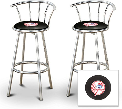 New York Yankees Bar Stool Yankees Bar Stool Yankees Bar