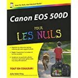 Canon EOS 500D pour les nulspar Julie Adair King