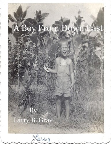 A Boy From Down East cover