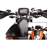 Motorcycle Pro Bike Handlebar Mount with Waterproof Case for TomTom One GPS up to 5""