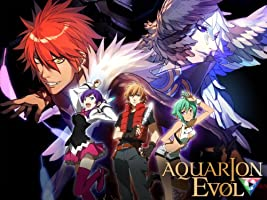 Aquarion EVOL Part 1