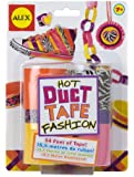 Alex Toys Do-it-Yourself Wear Hot Duct Tape Fashion