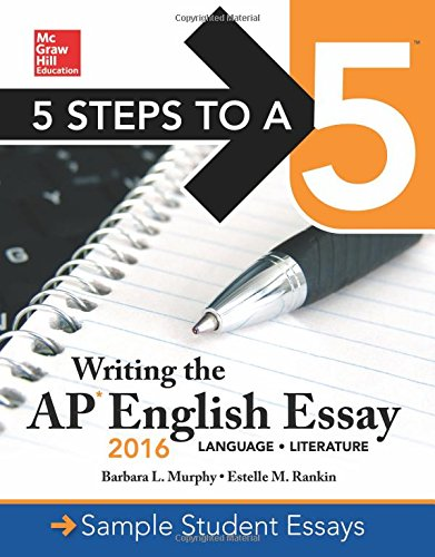 steps to a  writing the ap english essay   steps to a  on   steps to a  writing the ap english essay   steps to a  on the  advanced placement examinations series