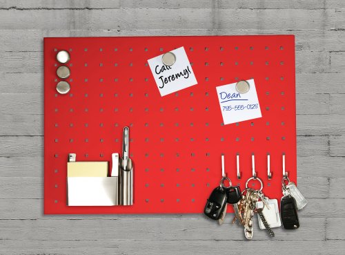 Master of Boards Stainless Steel Magnetic Memo Board, Washington, 14 x 20 Inch (20in Daytons compare prices)
