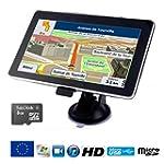 NAVIGATEUR GPS 7 POUCES SPECIAL POIDS...
