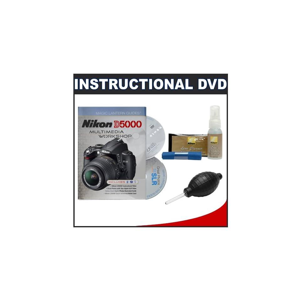 Magic Lantern Guides Nikon D5100 Multimedia Workshop