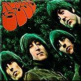 Beatles Rubber Soul steel fridge magnet
