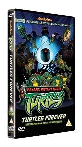 Teenage Mutant Ninja Turtles: Turtles Forever [DVD] [2009]