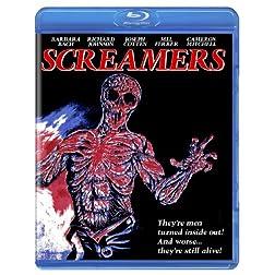 Screamers (Something Waits in the Dark) (BluRay)