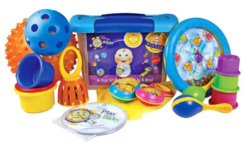 Time to Play Baby Deluxe Kit