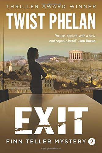 Exit (Finn Teller, Corporate Spy)
