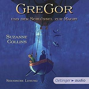 Gregor und der Schlüssel zur Macht (Underland Chronicles 2) Hörbuch