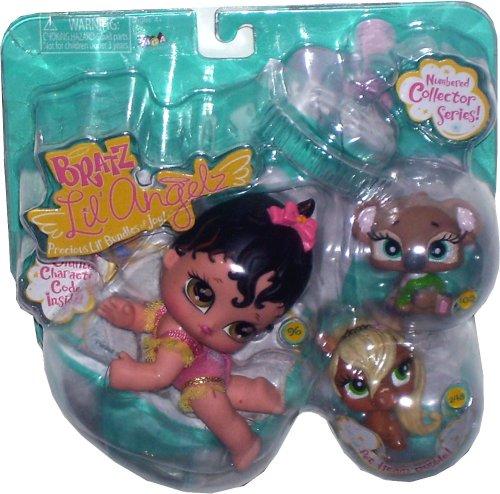 Bratz Lil' Angelz ~ Katia with Koala and Horse - Buy Bratz Lil' Angelz ~ Katia with Koala and Horse - Purchase Bratz Lil' Angelz ~ Katia with Koala and Horse (Bratz, Toys & Games,Categories,Dolls,Fashion Dolls)