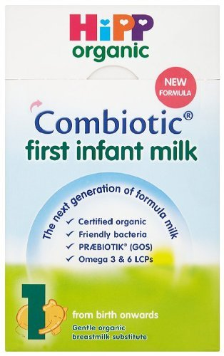 HiPP Organic- Organic First Infant Milk Stage 1 (From Birth Onwards)